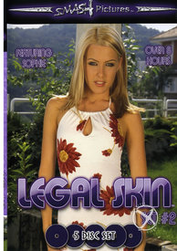 Legal Skin 02 {5 Disc Set} Vol 06-10